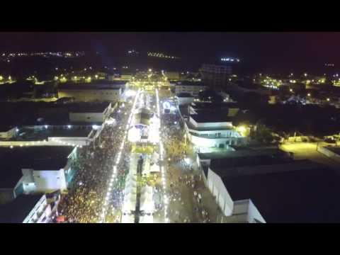 Festa da Cidade 2017 drone - Teixeira de Freitas - BA