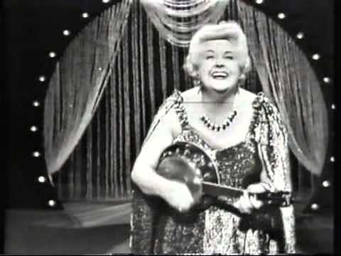 Tessie o' Shea on the Ed Sullivanshow