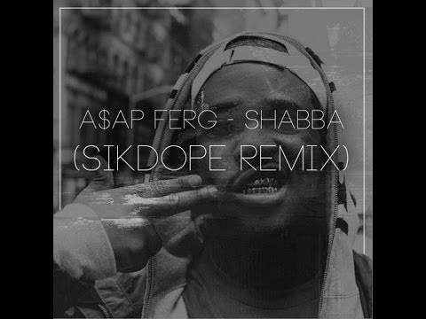 A$AP FERG - Shabba (Sikdope Remix) FREE DOWNLOAD