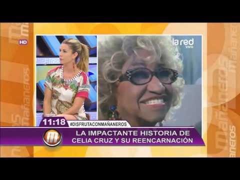 La impactante historia de Celia Cruz y su reencarnación