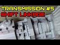 Shift Linkage - 3D Printing a Manual Transmission Part 5 / Lulzbot Mini