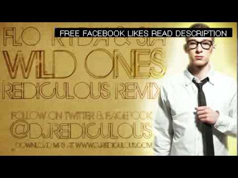 Flo Rida Sia - Wild Ones Remix [Reidiculous]