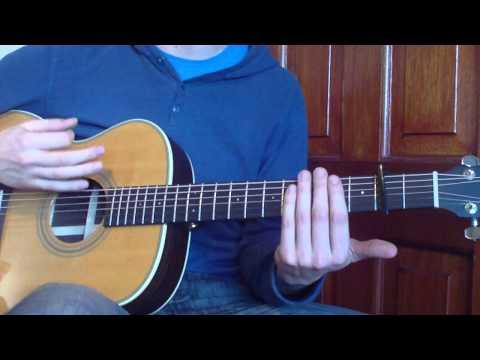 You Need Me, I Don't Need You Guitar Lesson Ed Sheeran