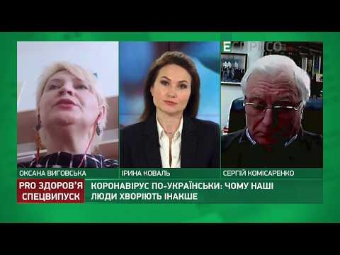 Симптомы и особенности коронавируса в украинцев - объяснение инфекциониста