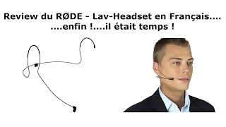 RØDE - Lav-Headset Review