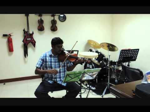 Learn Violin in Dubai