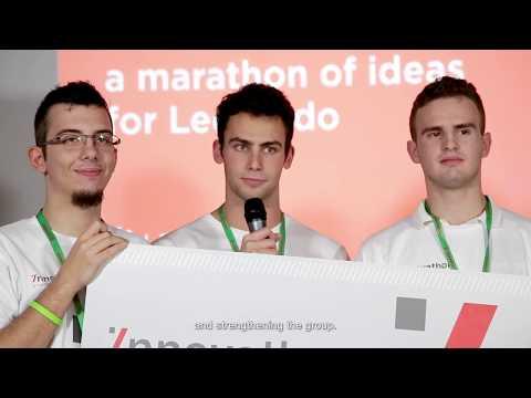 Innovathon: Leonardo's marathon of ideas