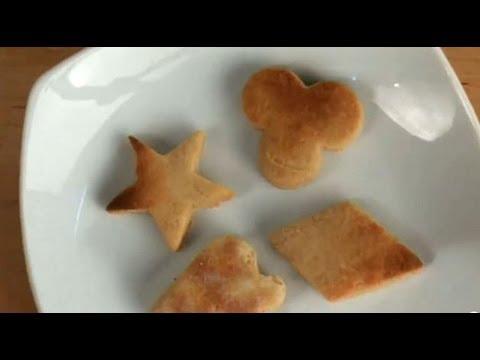 Atta Biscuits (Wheat Flour Biscuits)