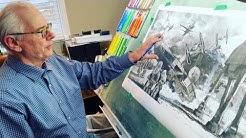 Out of this world treasure hunt! Meet Star Wars artist Robert Bailey!