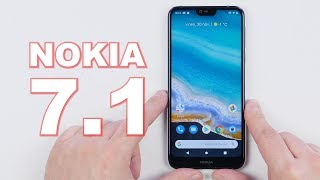 Nokia 7.1 - Android One, din nou [UNBOXING & REVIEW]