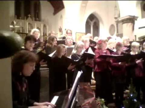 The Paddock Singers perform Two Carols by Paul Austin Kelly