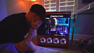 CRAZIEST $6000 PC UNBOXING EVER! *FREAK OUT*
