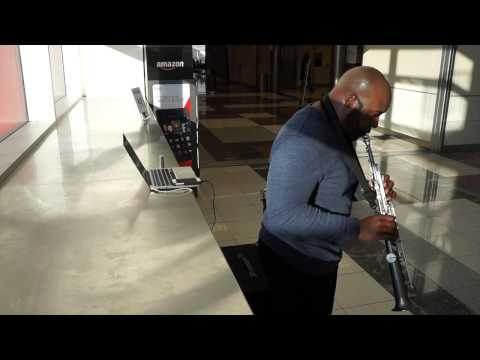 Zdany Chisholm Live @ Hartsfield Jackson Atlanta International Airport