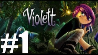 Violett Walkthrough Part 1 Gameplay Lets Play PC