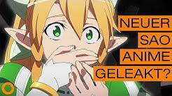 Sword Art Online-Fortsetzung?│Evangelion auf Netflix! │Mehr Anime im TV – Ninotaku Anime News 158