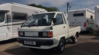 1996 toyota lite-ace pickup review