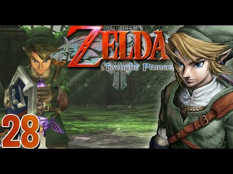 THIS IS SO COOL! Lets Play The Legend of Zelda: Twilight Princess HD w/ ShadyPenguinn [28]
