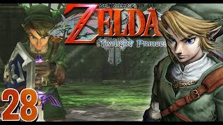 THIS IS SO COOL! Let's Play The Legend of Zelda: Twilight Princess HD w/ ShadyPenguinn [28]