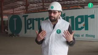TerraMiner矿场 开放日参观