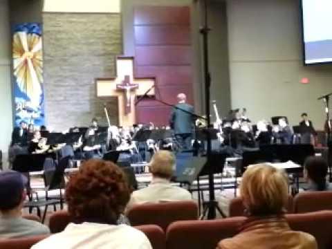 Bishop Carroll High School Symphonic Band - Spring Concert - Jersey Boys Medley