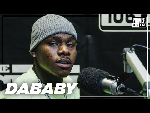 DaBaby on 2Pac Comparisons Clout Chasing J Cole & More