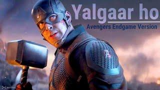 Yalgaar-Avengers Endgame Version||Avengers