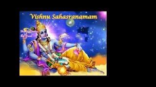 Vishnu Sahasranamam Full