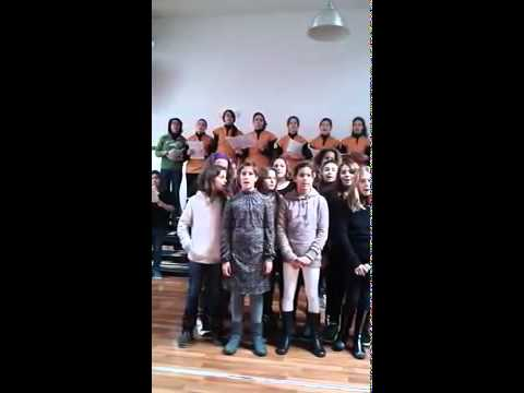 Brundibar Music for Memory, i cori al lavoro