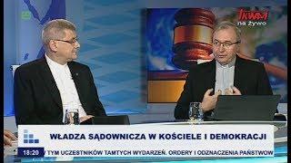 Rozmowy niedokończone: Władza sądownicza w Kościele i w demokracji