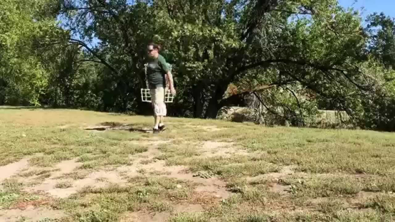 d6fbb543 Roots Disc Golf Course Utah Disc Golf - YouTube