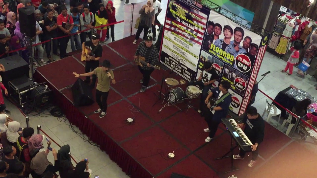 Floor 88 zalikha live performance youtube for Floor 88 zalikha