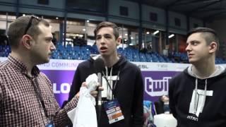 AFK TV @ IEM Katowice 2015: Interview with Titan kennyS & apEX English + BG Subs