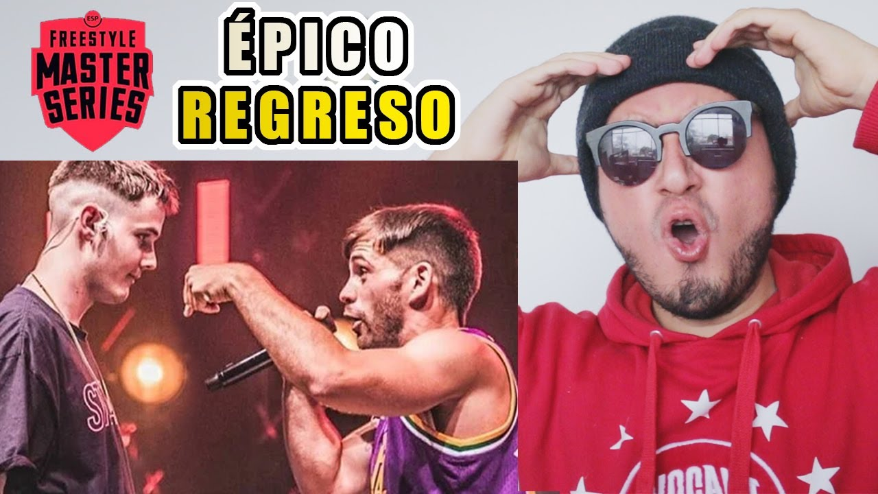 ÉPICO REGRESO DE FMS | MEJORES RIMAS (2020) JORNADA 1 ESPAÑA - Video Reacción