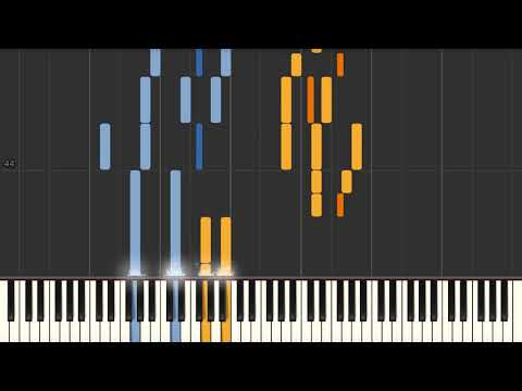 Song H (Bruce Hornsby) - Piano tutorial