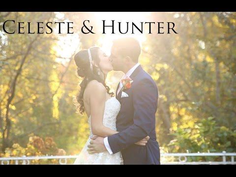 Celeste and Hunter Wedding Film | Primrose Cottage | Roswell GA