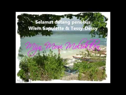 Selamat datang penebus cd selamat natal mama Wiem Sapulette & Tessy Dessy NATAL
