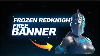 New Fortnite banner