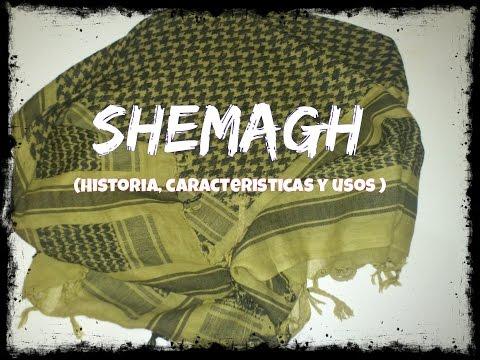 Barracudo- pañuelo de supervivencia shemagh (historia, características y usos)