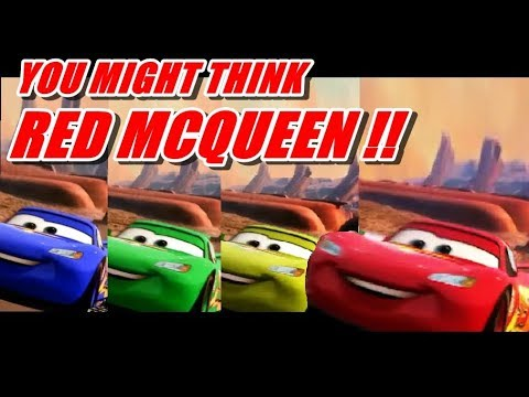 You Might Think RED MCQUEEN !!!!