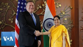 Former India Foreign Minister Sushma Swaraj Dies of Heart Attack