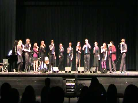 Don't Worry Be Happy  performed by Dallas Center Grimes Jazz Choir