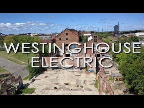 Westinghouse Electric Power Station - Abandoned Cleveland