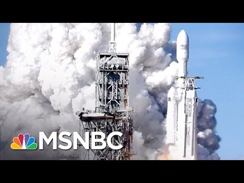 Elon Musk & SpaceX Rocket Into The History Books | The 11th Hour | MSNBC
