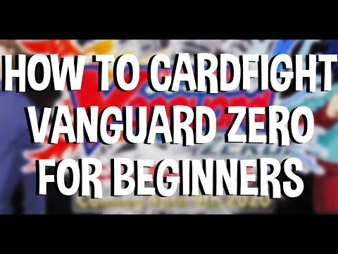 Beginners Introduction To Playing Cardfight Vanguard Zero! Mobile [ShadyPenguinn]