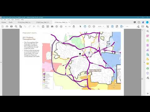 Small Area Plan Public Workshop #2 Pinehurst South