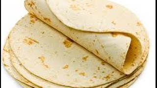 how to make homemade flour tortillas easy recipe طريقة تحضير خبز التورتيلا