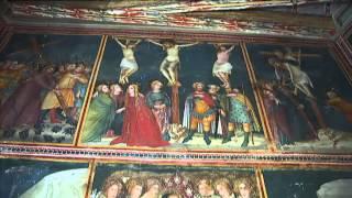 TV3 - Telenotícies - Micromecenatge per restaurar les pintures del monestir de Pedralbes