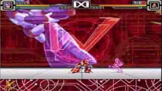 Battle Mugen: X vs Zero