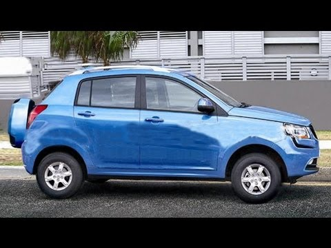 Mahindra S101 Compact SUV | First Look Details