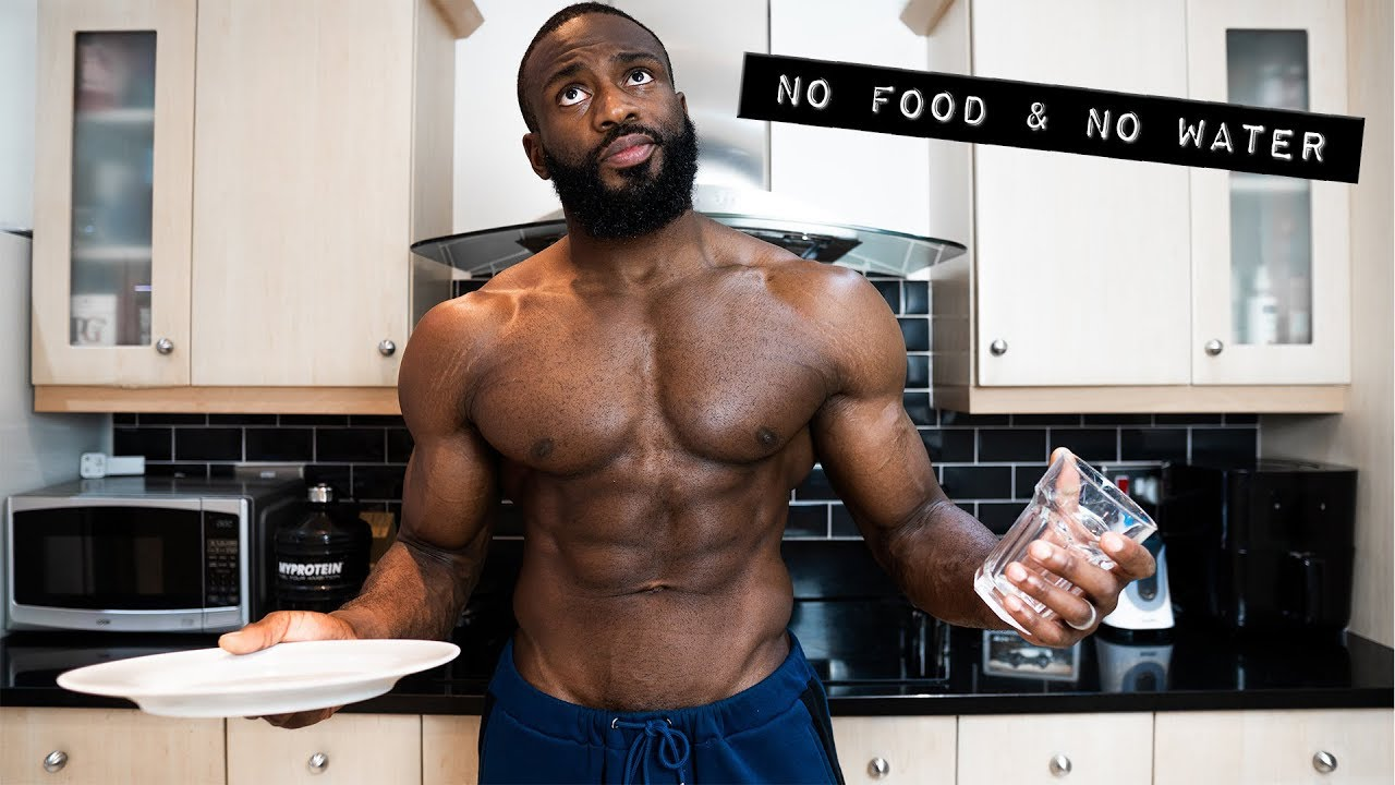 NON-MUSLIM BODYBUILDER TRIES RAMADAN FOR 5 DAYS!